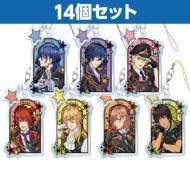 アクリルストラップ(ST☆RISH) 14個セット