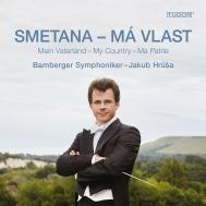 『わが祖国』 ヤクブ・フルシャ&バンベルク交響楽団