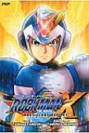 ROCKMAN X THE NOVEL IRREGULARS REPORT