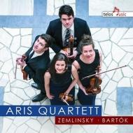 バルトーク:弦楽四重奏曲第5番、ツェムリンスキー:弦楽四重奏曲第2番 アリス四重奏団