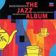 Jazz Suites Nos.1, 2, Piano Concerto No.1, etc : Riccardo Chailly / Concertgebouw O Ronald Brautigam(P)Peter Masseurs(Tp)