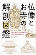仏像とお寺の解剖図鑑 お寺の境内に散りばめられた仏の世界の読み解き方