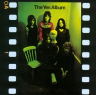 Yes Album アトランティック70周年記念 (7インチ サイズ紙ジャケット & Sacdハイブリッド盤)