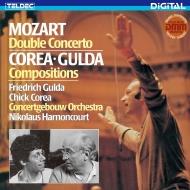 モーツァルト:2台のピアノのための協奏曲、コリア:ファンタジー、グルダ:ピンポン フリードリヒ・グルダ、チック・コリア、アーノンクール&コンセルトヘボウ管弦楽団