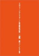 ヱヴァンゲリヲン新劇場版:破 画コンテ集