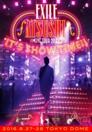 "EXILE ATSUSHI LIVE TOUR 2016 ""IT'S SHOW TIME!!"" (2DVD/スマプラ対応)"