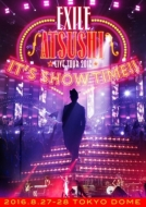 "EXILE ATSUSHI LIVE TOUR 2016 ""IT'S SHOW TIME!!"" 【豪華盤】(3Blu-ray/スマプラ対応)"