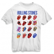 Evolution Blue & Lonesome Tee White L