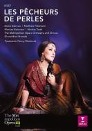 『真珠採り』全曲 ウールコック演出、ジャナンドレア・ノセダ&メトロポリタン歌劇場、ディアナ・ダムラウ、マシュー・ポレンザーニ、他(2016 ステレオ)
