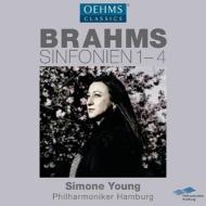 交響曲全集、悲劇的序曲 シモーネ・ヤング&ハンブルク・フィル(3CD)