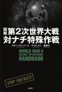 図解 第2次世界大戦対ナチ特殊作戦