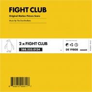 Fight Club -Original Motion Picture Soundtrack 2XLP