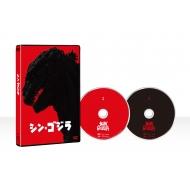 シン・ゴジラ DVD 2枚組