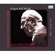 交響曲第4,5,6,7,8番 オイゲン・ヨッフム&コンセルトヘボウ管弦楽団(1970-1986)(6CD)