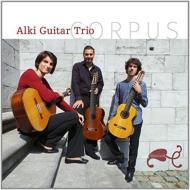 Alki Guitar Trio: Corpus-albeniz: Iberia, Granados, Capricho Espanol, Turina