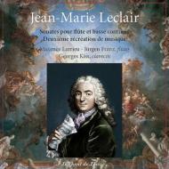 Flute Sonatas: Larrieu Jurgen Franz(Fl)Kisselhoff(Cemb)