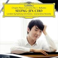 ピアノ協奏曲第1番、4つのバラード:チョ・ソンジン(ピアノ)、ジャナンドレア・ノセダ指揮&ロンドン交響楽団 (2枚組アナログレコード)