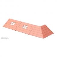 くまのがっこう ハコルーム 赤い屋根キット