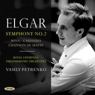 交響曲第2番、ミーナ、カリッシマ、朝の歌 ワシリー・ペトレンコ&ロイヤル・リヴァプール・フィル