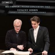 ピアノ協奏曲第1番、第2番 エフゲニー・スドビン、オスモ・ヴァンスカ&タピオラ・シンフォニエッタ