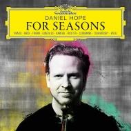 ヴィヴァルディ:『四季』+エイフェックス・ツイン、マックス・リヒター、チリー・ゴンザレス、他 ダニエル・ホープ、チューリッヒ室内管弦楽団