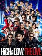 HiGH & LOW THE LIVE 【豪華盤 初回生産限定】(2Blu-ray/スマプラ対応)