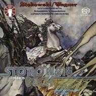 バッハ:トランスクリプションズ、ワーグナー:ブリュンヒルデの自己犠牲 レオポルド・ストコフスキー&ロンドン交響楽団