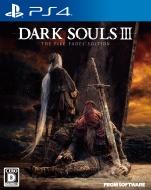 【PS4】DARK SOULS III THE FIRE FADES EDITION