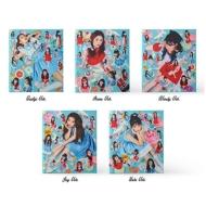 4th Mini Album: ROOKIE (ランダムカバーバージョン)