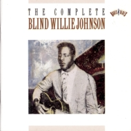 Blind Willie Johnson/Complete Okeh Recordings (Ltd)