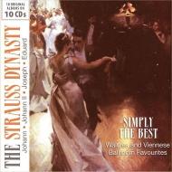 The Strauss Dynasty -シュトラウス・ファミリー作品集(10CD)