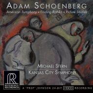 『アメリカン・シンフォニー』『ファインディング・ロスコ』『ピクチャー・スタディーズ』 マイケル・スターン&カンザスシティ交響楽団
