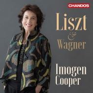 リスト:巡礼の年第2年より、イゾルデの愛の死、ワーグナー:『トリスタンとイゾルデ』前奏曲(コチシュ編)、他 イモジェン・クーパー