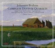 二重唱と四重唱曲全集 ユリアーネ・バンゼ、イリス・フェルミリオン、クリストフ・プレガルディエン、アンドレアス・シュミット、他(3CD)