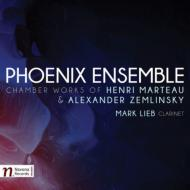 Chamber Works: Phoenix Ensemble Mark Lieb(Cl)+zemlinsky