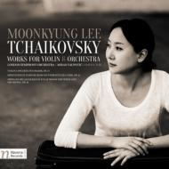 Works For Violin & Orch: Moonkyung Lee(Vn)Vaupotic / Lso
