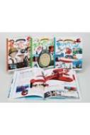 スタジオジブリセット(全3巻)徳間アニメ絵本ミニ