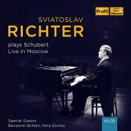 スヴィヤトスラフ・リヒテル、プレイズ・シューベルト1949-1963(10CD)