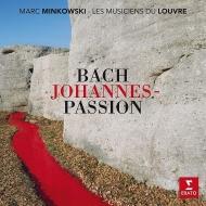 ヨハネ受難曲 マルク・ミンコフスキ&ルーヴル宮音楽隊(2CD)