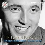 フリッツ・ヴンダーリヒ 1950年代のヒット曲集(2CD)