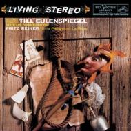 ティル・オイレンシュピーゲル、死と変容:フリッツ・ライナー指揮&ウィーン・フィルハーモニー管弦楽団 (高音質盤/200グラム重量盤レコード/Analogue Productions/*CL)