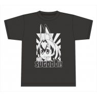 けものフレンズ すごーい!Tシャツ(ブラック) XL