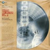 チェロ協奏曲第2番:ムスティスラフ・ロストロポーヴィチ(チェロ)、エフゲニー・スヴェトラーノフ指揮&ソ連国立交響楽団 (180グラム重量盤レコード/Warner Classics)