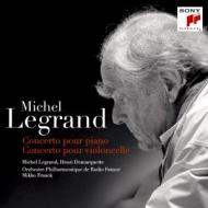Piano Concerto, Cello Concerto: Legrand(P)Demarquette(Vc)M.franck / French Radio Po