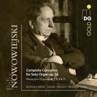 オルガン・ソロのための協奏曲全集 ルドルフ・インニヒ(2CD)