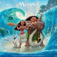 モアナと伝説の海 Moana サウンドトラック (アナログレコード/Walt Disney)