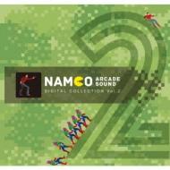 NAMCO ARCADE SOUND DIGITAL COLLECTION Vol.2