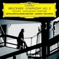 Sym, 3, : Nelsons / Lgo +wagner: Tannhauser Overture