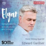 交響曲第1番、序奏とアレグロ エドワード・ガードナー&BBC交響楽団、ドーリック弦楽四重奏団