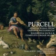 Ayres & Songs-from Orpheus Britannicus: J.feldman(S)N.north Cunningham Moroney